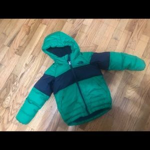 Toddler The North Face Puffer Coat